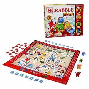 スクラブル Scrabble ゲーム・パズル Junior Game fermart-hobby