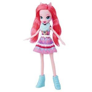 マイリトルポニー My Little Pony ぬいぐるみ・人形 Equestria Girls Legend of Everfree Pinkie Pie Doll|fermart-hobby