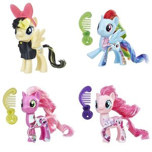 マイリトルポニー My Little Pony フィギュア Friends Mini-Figures Wave 5 Set|fermart-hobby