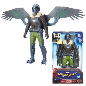 スパイダーマン Spider-Man 可動式フィギュア Homecoming Electronic Marvel's Vulture Action Figure fermart-hobby