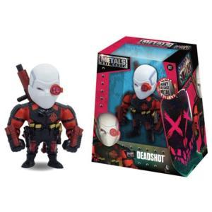 スーサイド スクワッド ジェイダトイズ Jada Toys Suicide Squad Deadshot 4-Inch Metals Die-Cast Action Figure|fermart-hobby