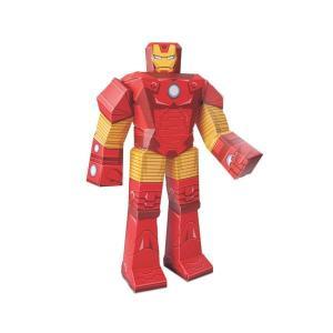 アイアン・マン ジャズウェアーズ Jazwares Iron Man 12-Inch Marvel Blueprints Papercraft fermart-hobby