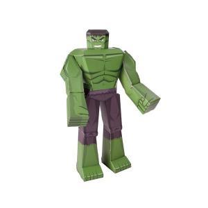 ハルク ジャズウェアーズ Jazwares Hulk 12-Inch Marvel Blueprints Papercraft|fermart-hobby