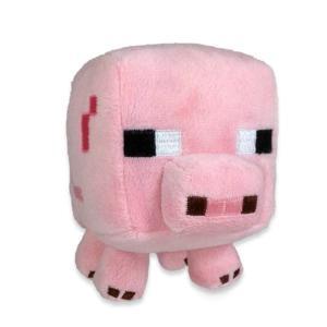 マインクラフト マイクラ ジャズウェアーズ Jazwares Minecraft Baby Pig 7|fermart-hobby