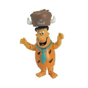 原始家族フリントストーン ジャズウェアーズ Jazwares Hanna-Barbera Fred Flintstone 3-Inch Action Figure|fermart-hobby
