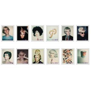 アンディーウォーホル Andy Warhol グッズ Polaroid Print Pack|fermart-hobby