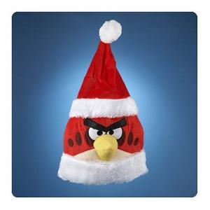 アングリーバード アングリーバーズ カートS アンダー Kurt S. Adler Angry Birds Red Bird  Santa Hat|fermart-hobby