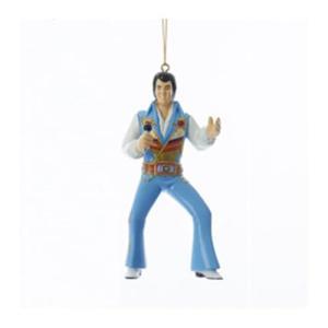 エルヴィス プレスリー Elvis Presley グッズ Prehistorical Suit 4 1/2-Inch Resin Ornament fermart-hobby