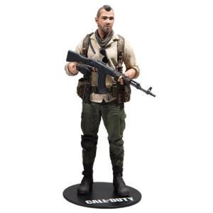 コール オブ デューティ Call of Duty 可動式フィギュア Series 1 Soap Action Figure|fermart-hobby