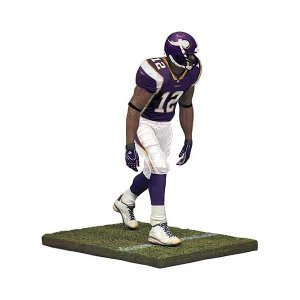 アメフト マクファーレントイズ McFarlane Toys NFL Series 25 Percy Harvin Action Figure|fermart-hobby