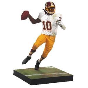 アメフト マクファーレントイズ McFarlane Toys NFL Series 32 Robert Griffin III Action Figure|fermart-hobby