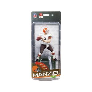 アメフト マクファーレントイズ McFarlane Toys NFL Series 35 Johnny Manziel Bronze Collector Level Action Figure|fermart-hobby
