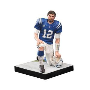アメフト マクファーレントイズ McFarlane Toys NFL SportsPicks Series 36 Andrew Luck Action Figure|fermart-hobby