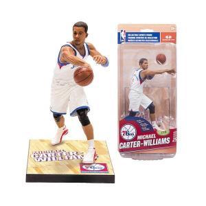 バスケットボール マクファーレントイズ McFarlane Toys NBA Series 25 Michael Carter-Williams Action Figure|fermart-hobby