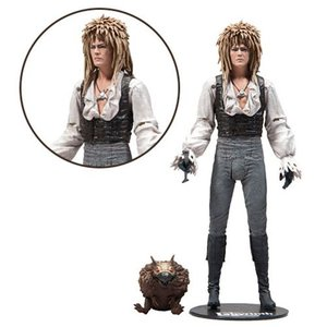 ラビリンス Labyrinth 可動式フィギュア Dance Magic Jareth Action Figure|fermart-hobby