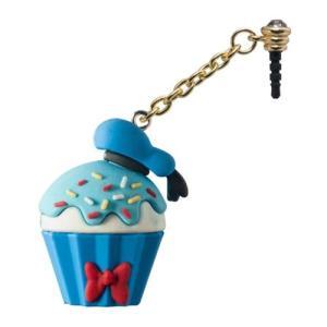 ドナルド ダック Donald Duck グッズ Cupcake D-Lish Treats Phone Charm|fermart-hobby