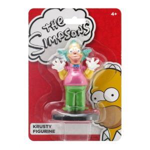 ザ シンプソンズ Simpsons フィギュア The Krusty the Clown 3-D Mini-Figure|fermart-hobby