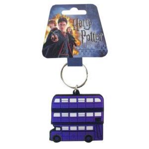 ハリー ポッター モノグラム Monogram Harry Potter Knight Bus Soft Touch Key Chain|fermart-hobby