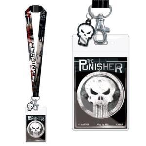 パニッシャー Punisher グッズ Lanyard|fermart-hobby