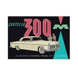 クラッシックカー メビウスモデル Moebius Models Chrysler C300 Model Kit|fermart-hobby