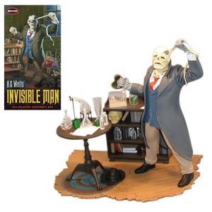 透明人間 Invisible Man プラモデル 1:8 Scale Model Kit|fermart-hobby