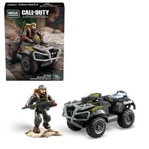 コール オブ デューティ Call of Duty グッズ Black Ops 4 Mega Construx ATV Raid Vehicle|fermart-hobby