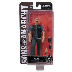 サンズ オブ アナーキー メズコトイ Mezco Toyz Sons of Anarchy Clay Morrow 6|fermart-hobby