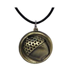 ロード オブ ザ リング ノーブルコレクション Noble Collection The Hobbit Bilbo Baggins Acorn Button Pendant|fermart-hobby