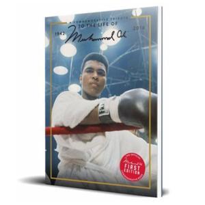 モハメド アリ ネカ NECA Muhammad Ali Commemorative Tribute First Edition Official Publication fermart-hobby