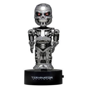 ターミネーター ネカ NECA Terminator: Genisys Endoskeleton Body Knocker Bobble Head|fermart-hobby
