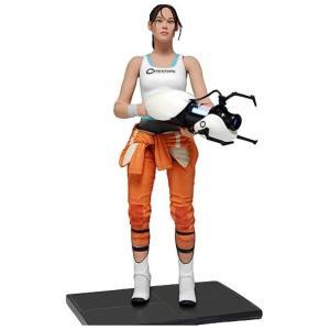 ポータル Portal 可動式フィギュア Chell Limited Edition 7-Inch Action Figure|fermart-hobby