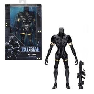 ヴァレリアン 千の惑星の救世主 Valerian 可動式フィギュア Series 1 K-Tron 7-Inch Action Figure|fermart-hobby