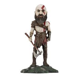 ゴッド オブ ウォー God of War フィギュア 2018 Kratos Head Knocker Bobble Head|fermart-hobby
