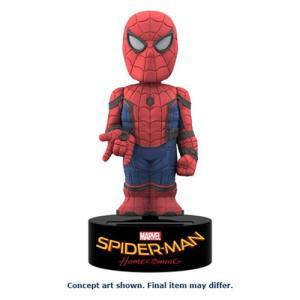 スパイダーマン Spider-Man フィギュア Homecoming Solar-Powered Body Knocker fermart-hobby