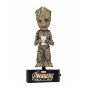ガーディアンズ オブ ギャラクシー Guardians of the Galaxy フィギュア Avengers: Infinity War Groot Body Knocker Bobble Head|fermart-hobby