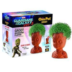 ガーディアンズ オブ ギャラクシー Guardians of the Galaxy グッズ Groot Chia Pet|fermart-hobby