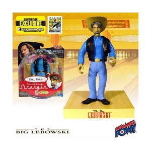 ビッグ リボウスキ ビフバンパウ Bif Bang Pow! Big Lebowski Talking Stranger Figure - EE SDCC Exclusive, NM|fermart-hobby