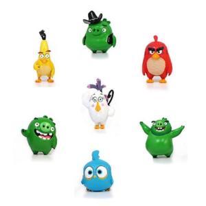 アングリーバード アングリーバーズ コモン ウェルス Commonwealth Angry Birds Movie Mini-Figure 7-Pack Set B, Not Mint|fermart-hobby