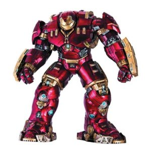 アベンジャーズ Avengers: Age of Ultron Hulkbuster Iron Man Action Hero Vignette 1:9 Scale Pre-Assembled Model Kit, Not Mint|fermart-hobby