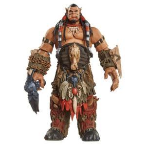ウォークラフト ジャックスパシフィック Jakks Pacific Warcraft 6-Inch Durotan Figure, Not Mint|fermart-hobby