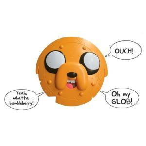 アドベンチャー タイム ジャズウェアーズ Jazwares Adventure Time Jake the Dog Shield with Sounds, Not Mint|fermart-hobby