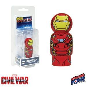 アイアンマン Iron Man グッズ Captain America: Civil War Pin Mates Wooden Collectible fermart-hobby