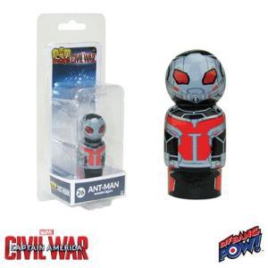 アントマン Ant-Man フィギュア Captain America: Civil War Pin Mate Wooden Figure|fermart-hobby