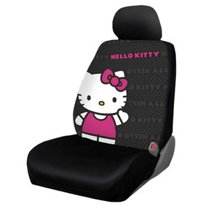 ハローキティ Hello Kitty グッズ Core Low Back Seat Cover|fermart-hobby