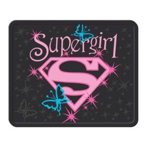 スーパーガール プラスティッカラー Plasticolor Supergirl Stars Rubber Utility Mat|fermart-hobby