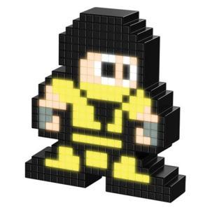 モータルコンバット Mortal Kombat フィギュア Pixel Pals Scorpion Collectible Lighted Figure fermart-hobby