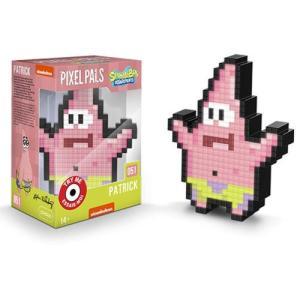 スポンジ ボブ SpongeBob SquarePants フィギュア Pixel Pals SpongeBob Patrick Collectible Lighted Figure fermart-hobby