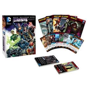 DCコミックス クライプトゾイックエンターテインメント クライプトゾイック Cryptozoic Entertainment DC Comics Deck Building Game Crisis Expansion Pack 3|fermart-hobby