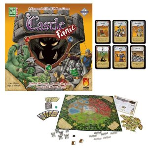 ゲーム ファイヤーサイドゲーム Fireside Games Castle Panic Board Game|fermart-hobby