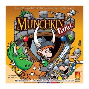 マンチキン ファイヤーサイドゲーム Fireside Games Munchkin Panic Board Game|fermart-hobby